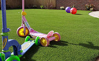 Artificial grass Laying on soil or sand base