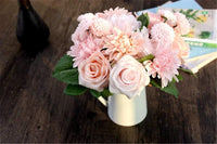 High-end artificial flower quality and cheap