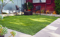 Refractory artificial turf