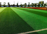 Artificial sports turf advantages
