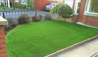 Commercial decoration artificial turf