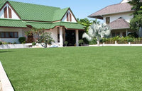 Artificial leisure grass