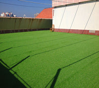 The role of artificial turf in roof greening