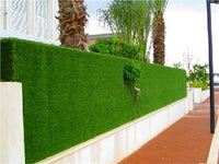 Artificial turf adds green to urban greening