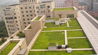 Advantages of roof artificial turf