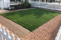 Artificial turf drainage system design