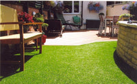 Artificial turf advantage