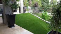 Landscape green artificial turf