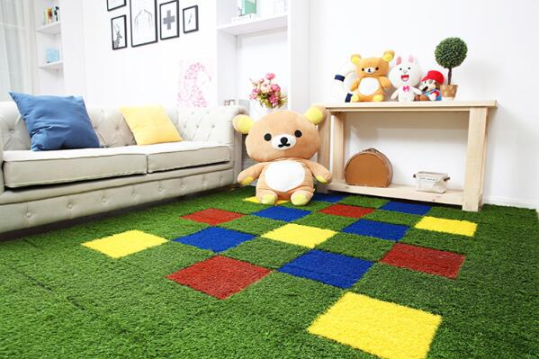 Artificial Grass - DIY pattern