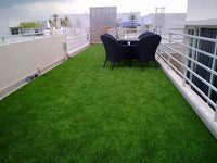 Solve the problem of artificial grass edging
