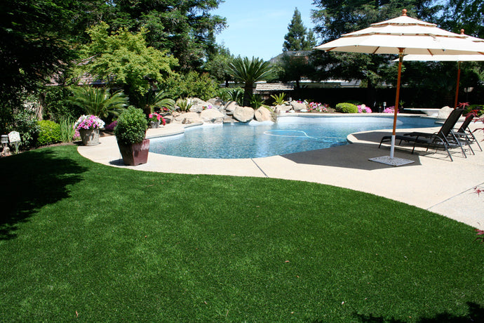 Reasons for the color difference of artificial turf
