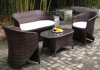 Advantages of outdoor rattan furniture
