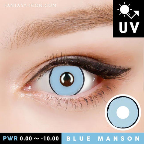 Blue Manson Contacts