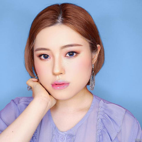 Blue Toric Lens Crystal Ruby Queen review