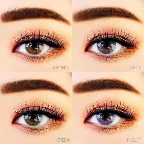 Eyes on You Colored Contacts - beautiful Eyes