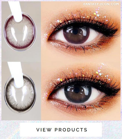 Toric Colored Contacts for Astigmatism Grace