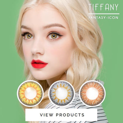 Colored Contacts Tiffany - Circle Lenses