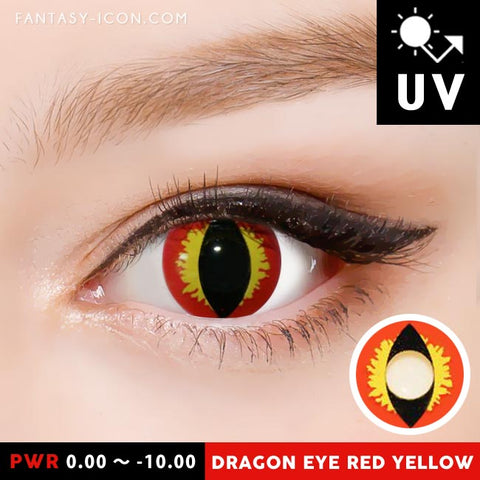 Dragon Eye cosplay Contacts for Halloween