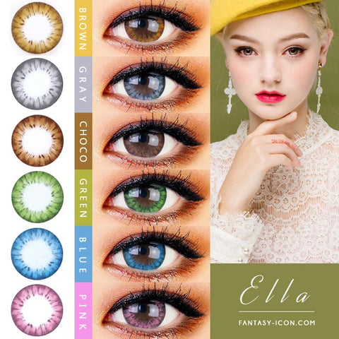 Ella Contacts - View All Products