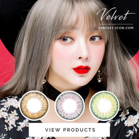 Colored Contacts - Lucy Velvet Circle Lenses