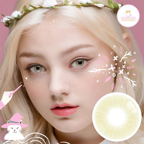Fantasy Jade Contacts Innovision Colored Contact Lenses