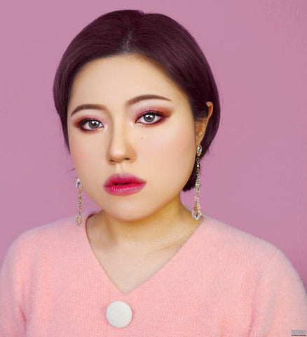 Soft Artric Silicone hydrogel Lens - 2 Day Grey Colored Contacts review