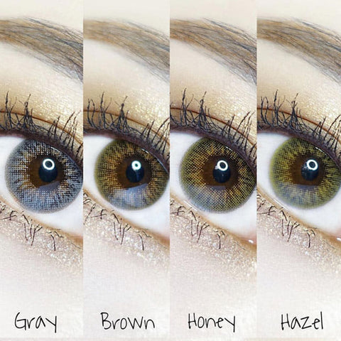 natural opulence color contacts series