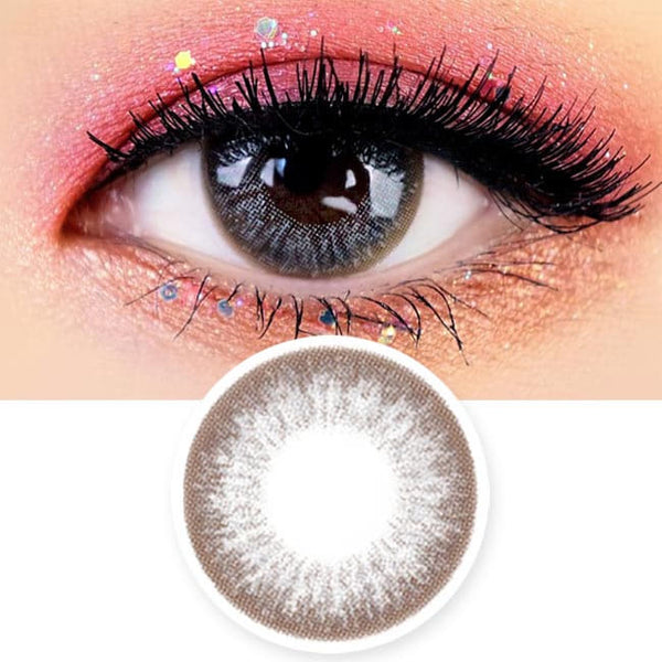 1 Day Colored Contacts Grey Angel Artric