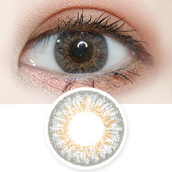 Venus Artric Grey 1 Day Colored Contacts
