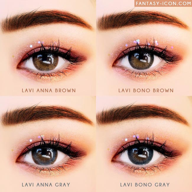 Brown Contacts - Lavi