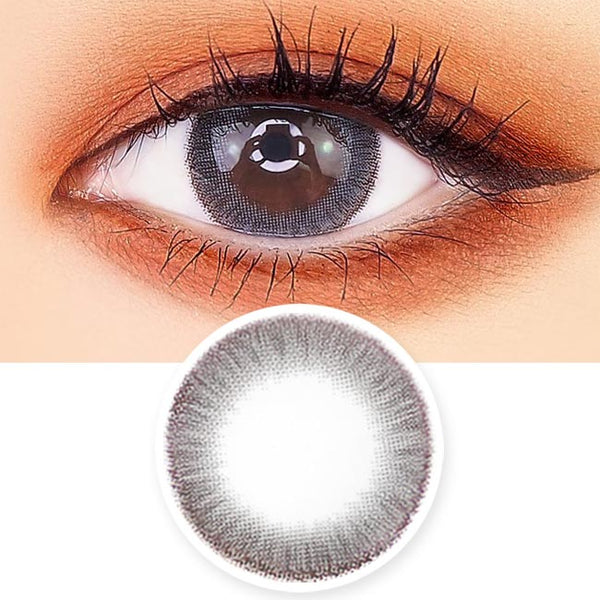 Crystal Silicone hydrogel Grey Toric Lens Gray Colored Contacts For Astigmatism