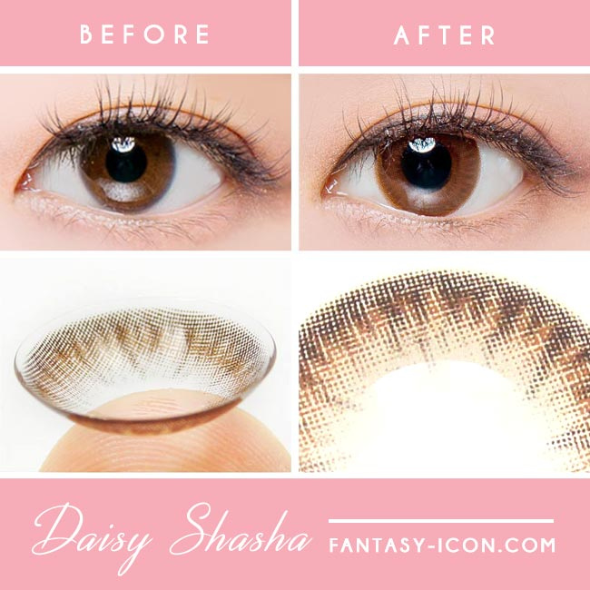 Daisy Shasha Chocolate Brown Colored Contacts Circle Lenses Fantasy Icon Com Post whatever theories, thoughts, or ideas. fantasy icon