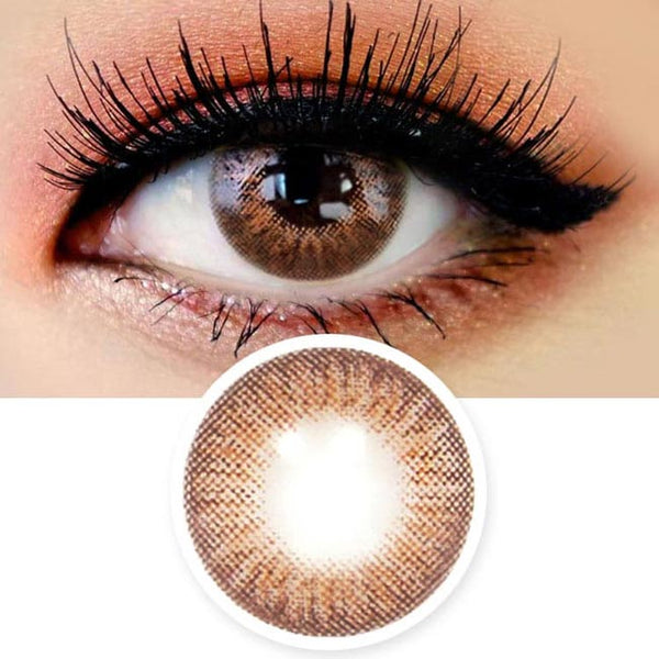 Innovision Elegance Brown Contacts