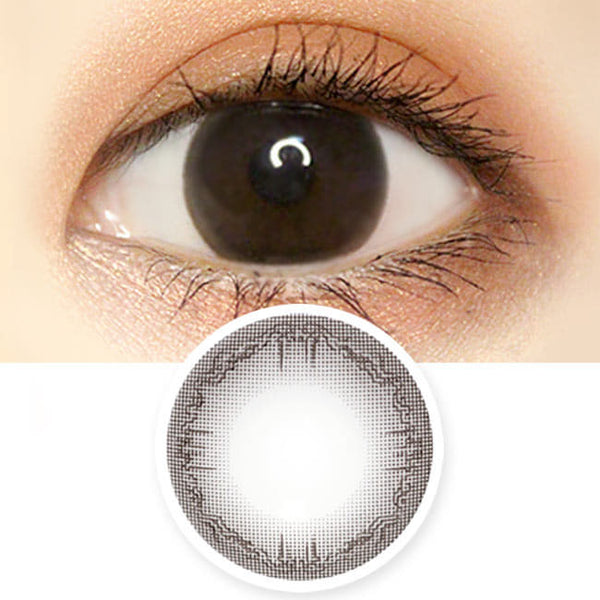 Xie Monica Black Contacts for Hperopyia - farsightedness