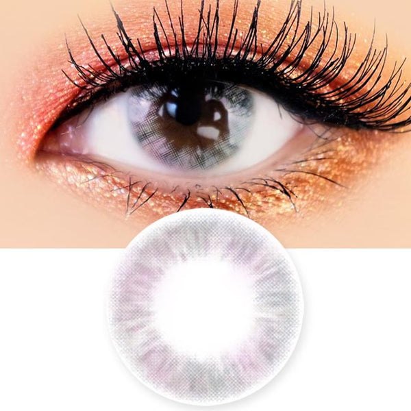 Ina Grey Colored Contact Lenses