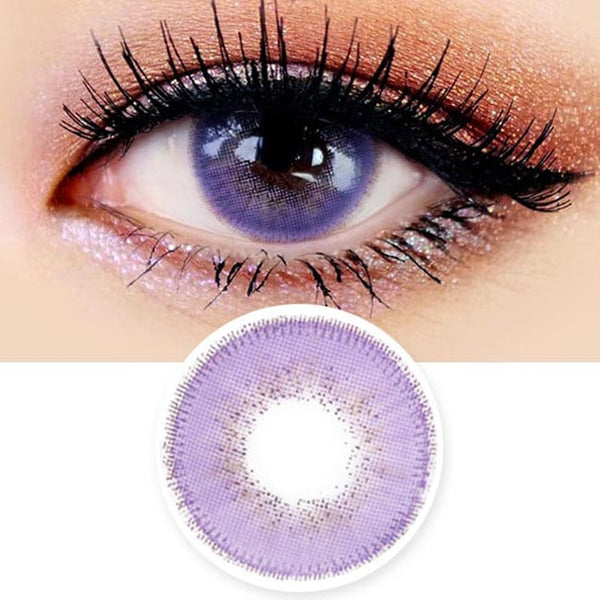 Innovision Luxury Fiore Violet Contacts