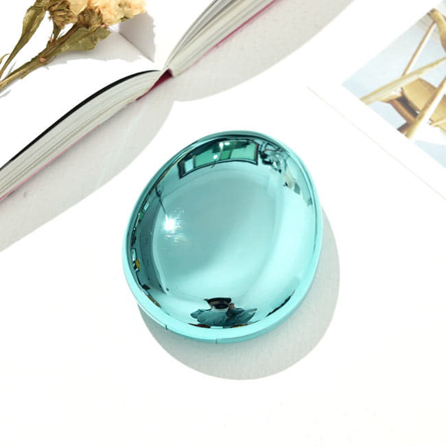 Mirror-Colorful-Contact-Lens-Case-Blue-Water-drop-Contact-Lens-Box