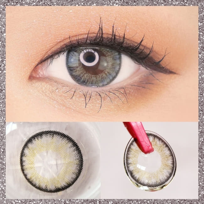 Grey Toric Lens Contacts For Astigmatism Moist Barbie