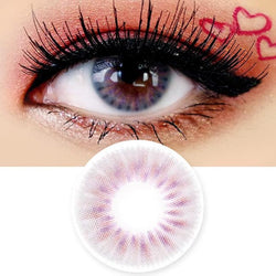 Colored Contacts Placide Grey - Circle Lenses