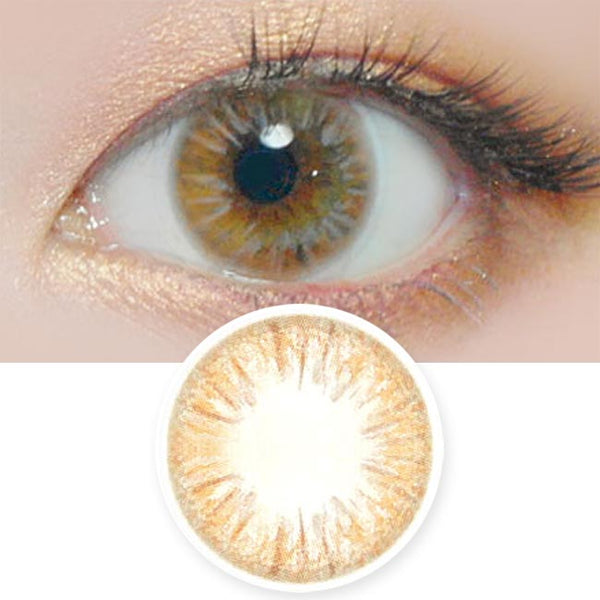 Colored Contacts Seo Brown - Circle Lenses