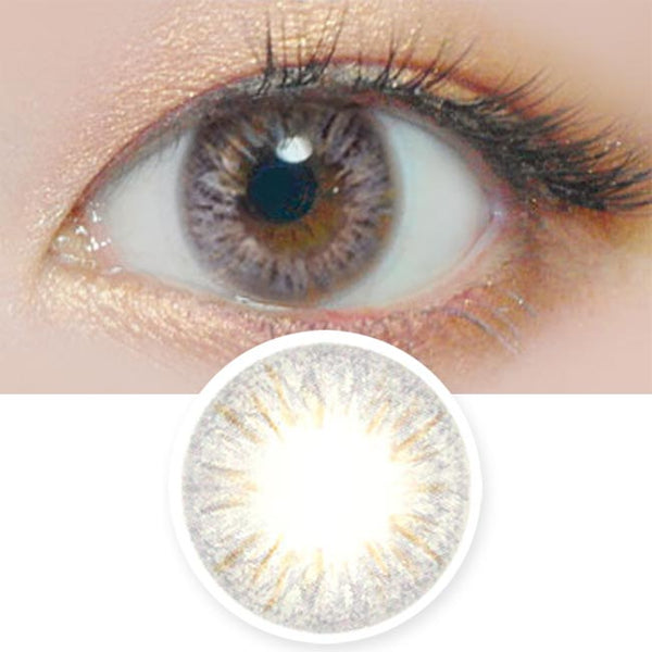 Colored Contacts Seo Grey - Circle Lenses
