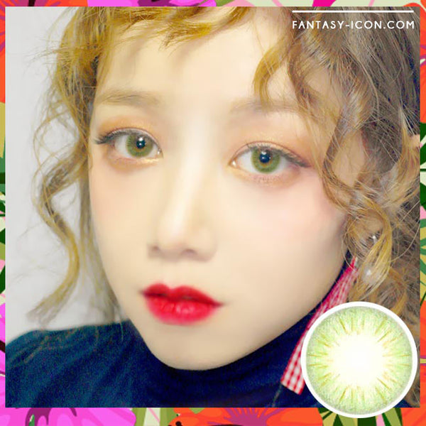 Colored Contacts Seo Green - Circle Lenses 1