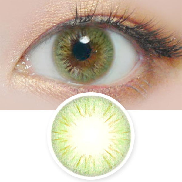 Colored Contacts Seo Green - Circle Lenses