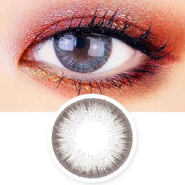 Soft Artric Silicone hydrogel Lens - 2 Day Grey Colored Contacts