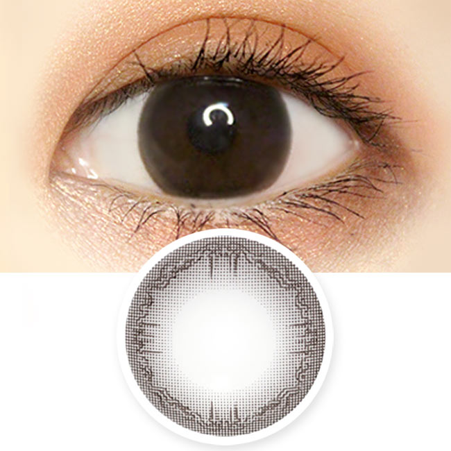 Monica xie Black Toric Lens Colored Contacts For Astigmatism