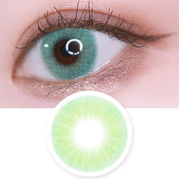 Fancy Emerald Green Contacts