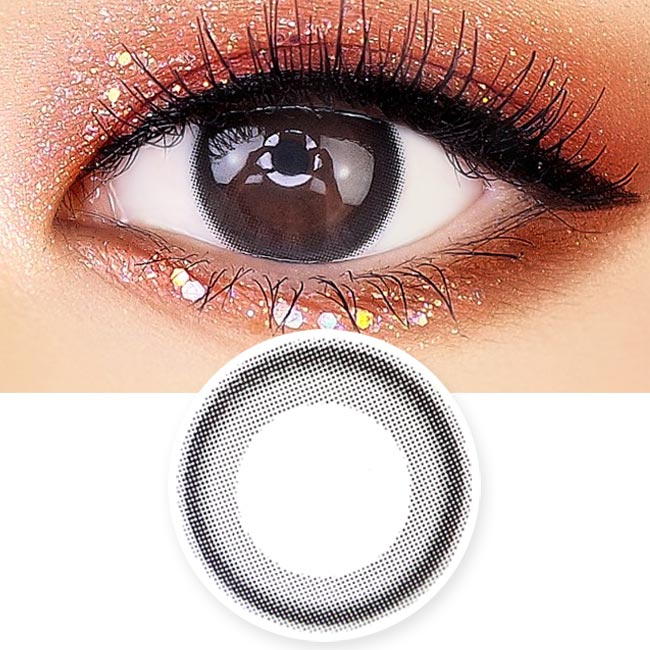 Luxury Chagall Black Contacts for Hperopyia - farsightedness
