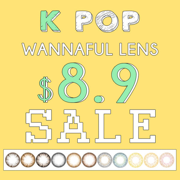 kpop Wannaful Contacts wannaone $8.9 sale