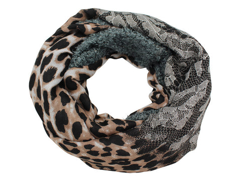 CURLY SNOOD