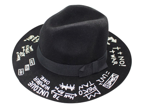 GRAFFITI FEDORA